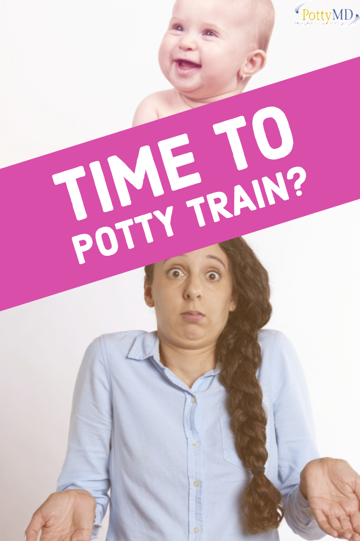 Time to Potty Train?
